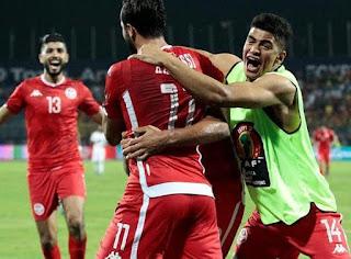 ركلات الترجيح تمنح تونس بطاقة التأهل الى ربع النهائي