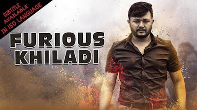 Furious%2BKhiladi Free Download Furious Khiladi (2019) Hindi Dubbed 300MB 720P HEVC