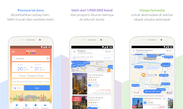 5 Aplikasi Travel Android & iOS Terbaik 2020