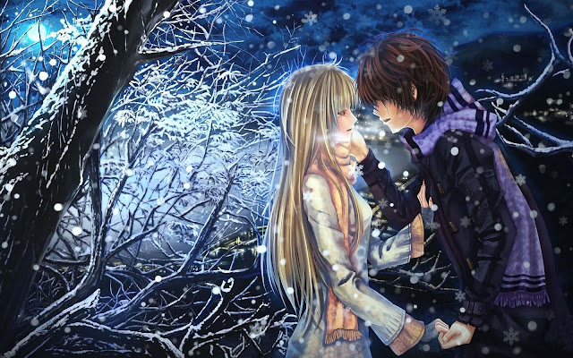 Emo Couple HD Wallpapers Pictures Free Download