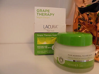Aldi Lacura Grape Therapy Review