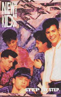 NKOTB Step by Step