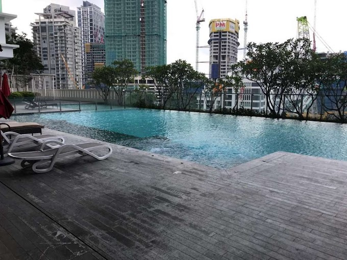 FOR RENT!! THE PEARL SERVICE RESIDENCE, KLCC