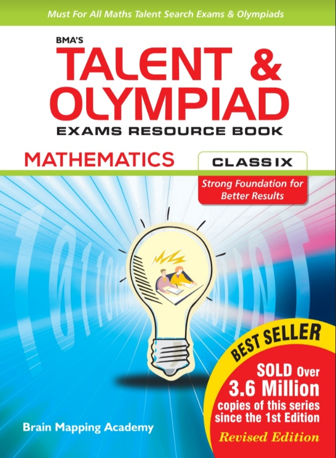 Class IX OLYMPAID and Foundation Book