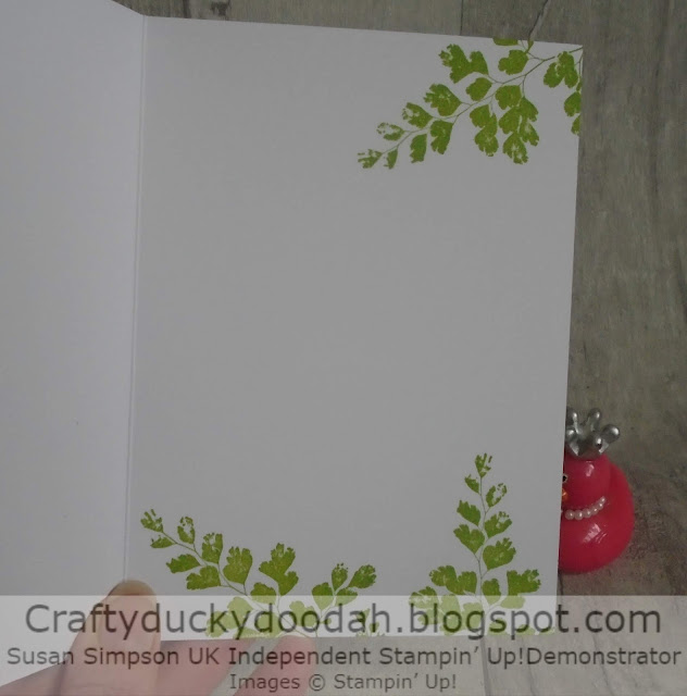 Colour Challenge, Craftyduckydoodah!, Kre8tors Blog Hop, Positive Thoughts, Spring / Summer 2020, Supplies available 24/7 from my online store, Susan Simpson UK Independent Stampin' Up! Demonstrator