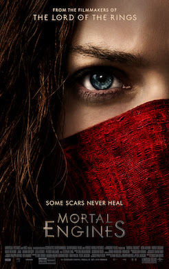 Universal Pictures and MRC's MORTAL ENGINES