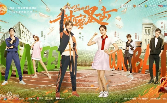Download Drama China Sweet Combat Subtitle Indonesia