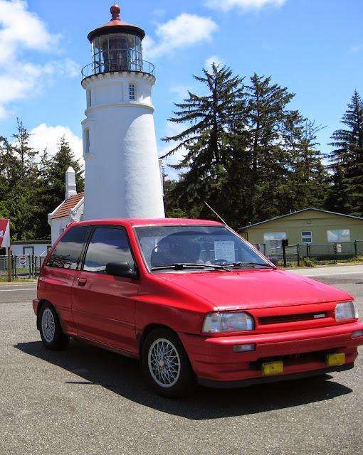 Custom 1992 Fore Festiva