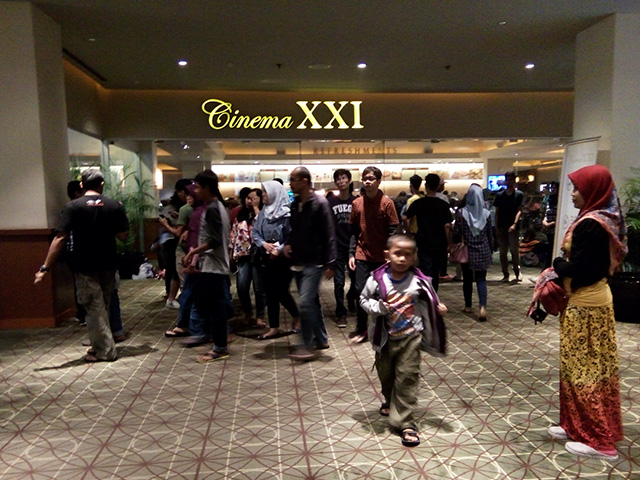 Nonton JUMANJI : WELCOME TO THE JUNGLE di Cinema XXI, Mega Bekasi Hypermall