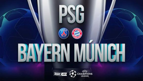 Hoy, PSG vs. Bayern Munich EN VIVO por ESPN y Movistar por la Champions League
