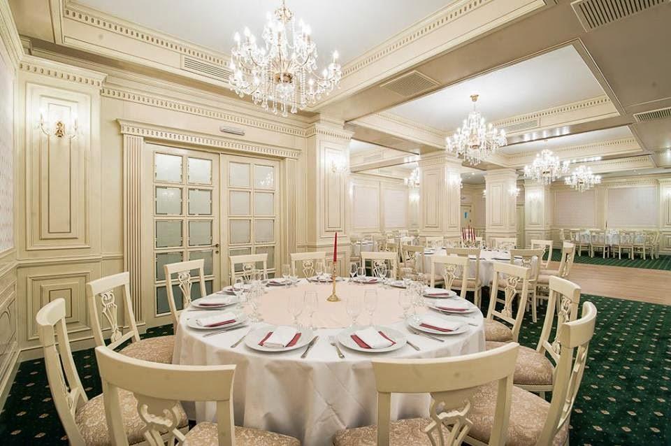 Design interior - restaurant - clasic- bucuresti
