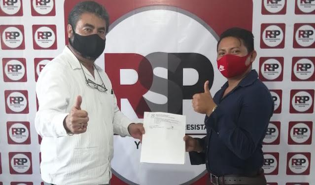 RSP Yucatán inicia proceso interno de inscripción de aspirantes para diputaciones locales y ayuntamientos