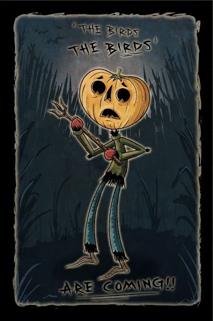 Jack O'Lantern Illustration