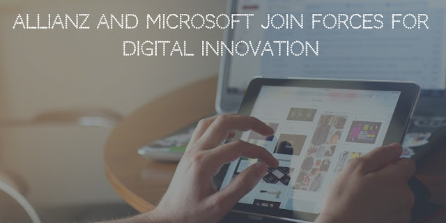 Allianz and Microsoft join forces for digital innovation