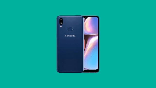 Cara Flash Samsung Galaxy A10s (SM-A107F)