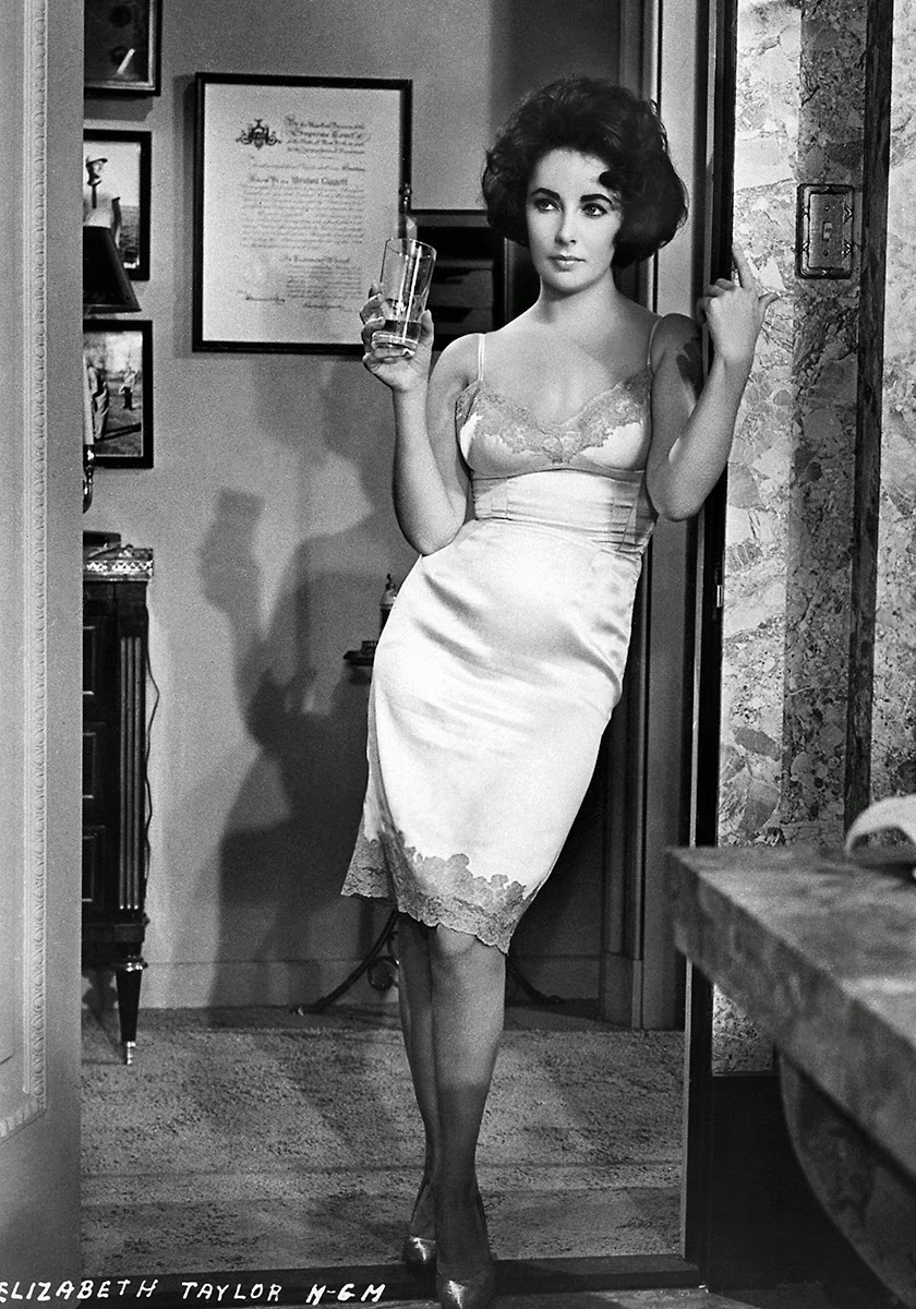 201b7df48eb9ca Elizabeth Taylor for the Movie: BUtterfield 8, 1960 | BlueisKewl