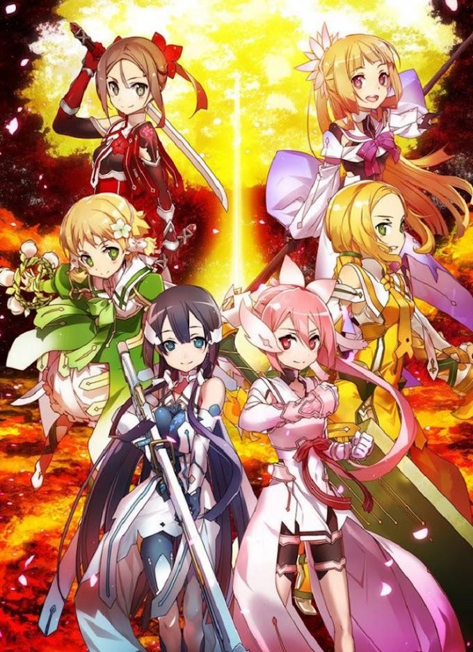 Segunda temporada do anime Yuuki Yuuna wa Yuusha de Aru
