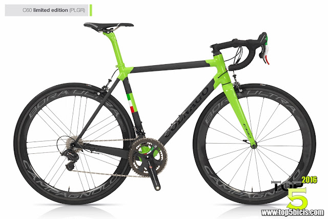 C60 TRICOLORE LIMITED EDITION, sencillamente, ESPECTACULAR