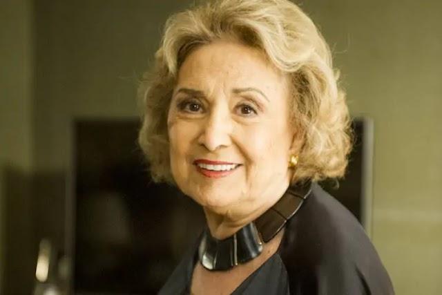 Aos 87 anos, Eva Wilma é diagnosticada com câncer; atriz está internada na UTI