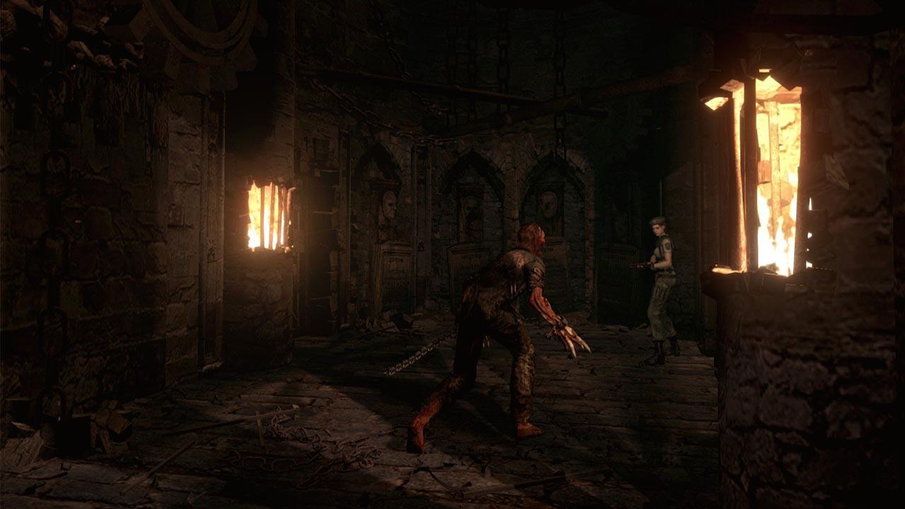 تحميل لعبة Resident Evil HD Remaster برابط مباشر + تورنت