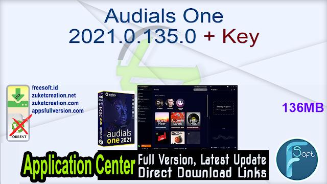 Audials One 2021.0.135.0 + Key
