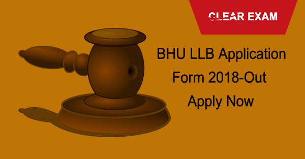 BHU LLB Application Form