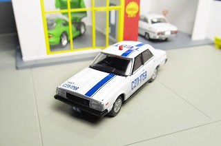 Tomica Limited Vintage test Nissan Skyline 2000GT Turbo
