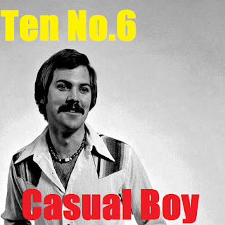 "10 NO. 6 new EP ""Casual Boy"""