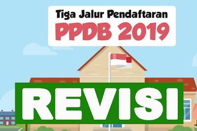 Revisi Permendikbud Nomor 51 Tahun 2018 Tentang Juknis PPDB