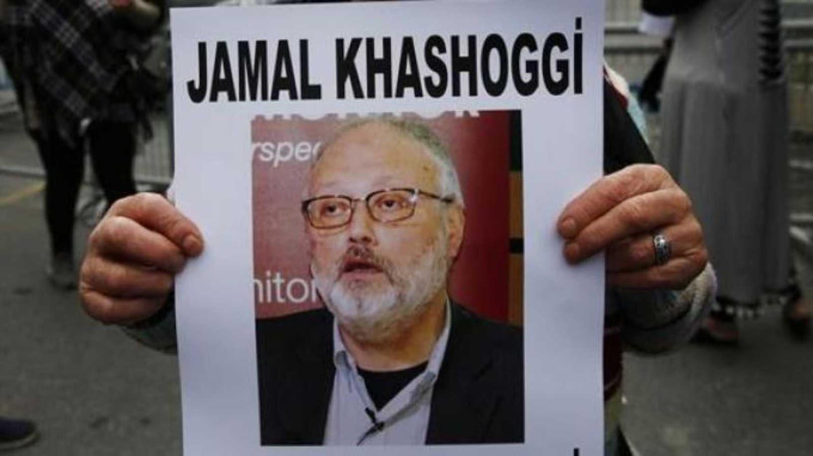 perintah untuk membunuh Khashoggi diberikan oleh puncak pemerintah Saudi