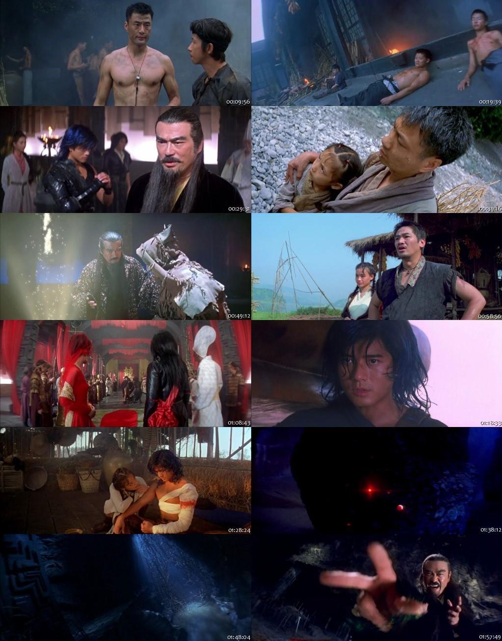 The Storm Riders 1998 Full Movie Online Watch BRRip 720p Dual Audio