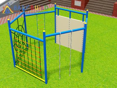 BabyBuild體能訓練遊具