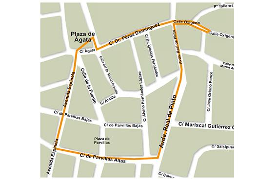 Procesión Parroquia de San Andrés Apóstol (Villaverde) - Jueves Santo