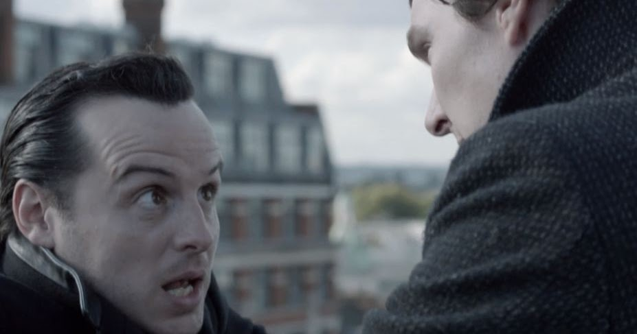 Sherlocked Professor Moriarty Out Of The Shadows Part 1