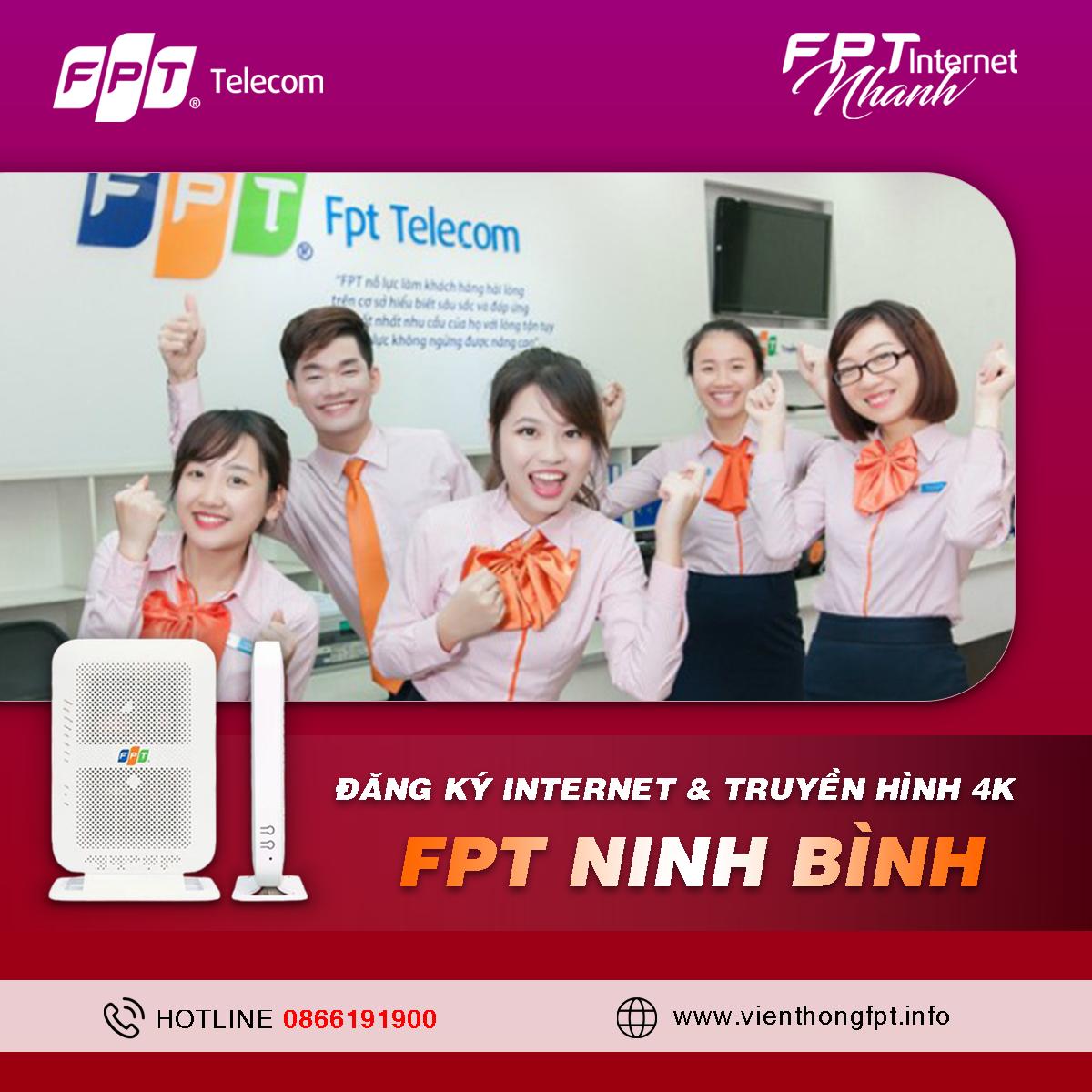 Tổng đài Đăng ký Internet FPT Ninh Bình