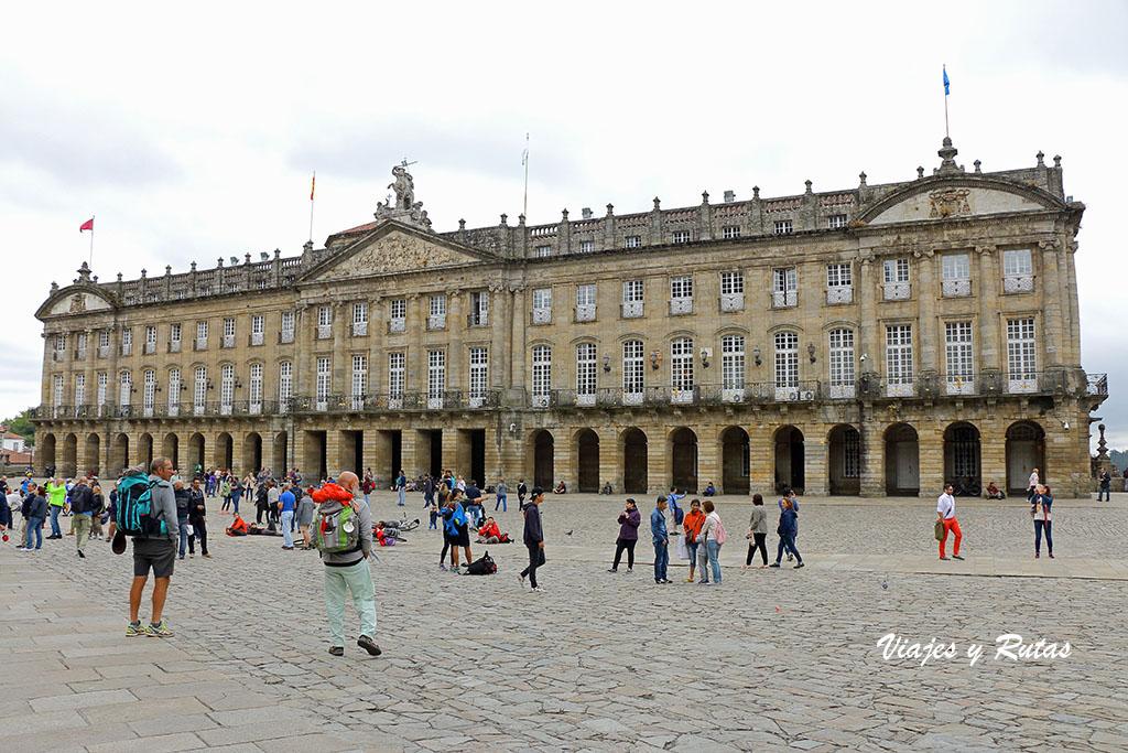 Palacio Raxoi, Santiago de Compostela