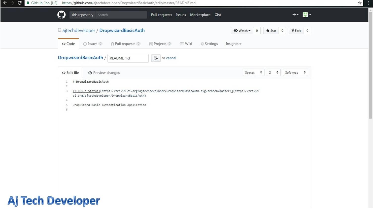 Travis CI (Continuous Integration) for GitHub Java-Maven