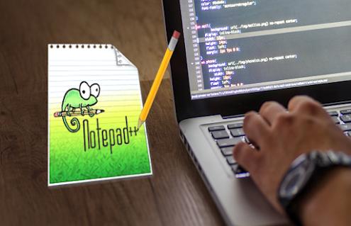 كيفية تنزيل وتثبيت ++ Notepad  في نظام التشغيل Windows 10