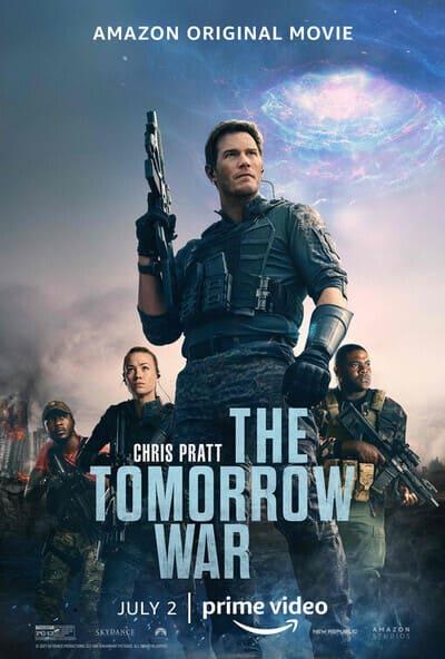 Film The Tomorrow War Sinopsis & Review Movie (2021)
