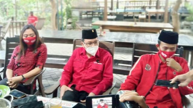 Cabub Independen Lamongan, Suhandoyo Dipecat Dari Kader PDI Perjuangan