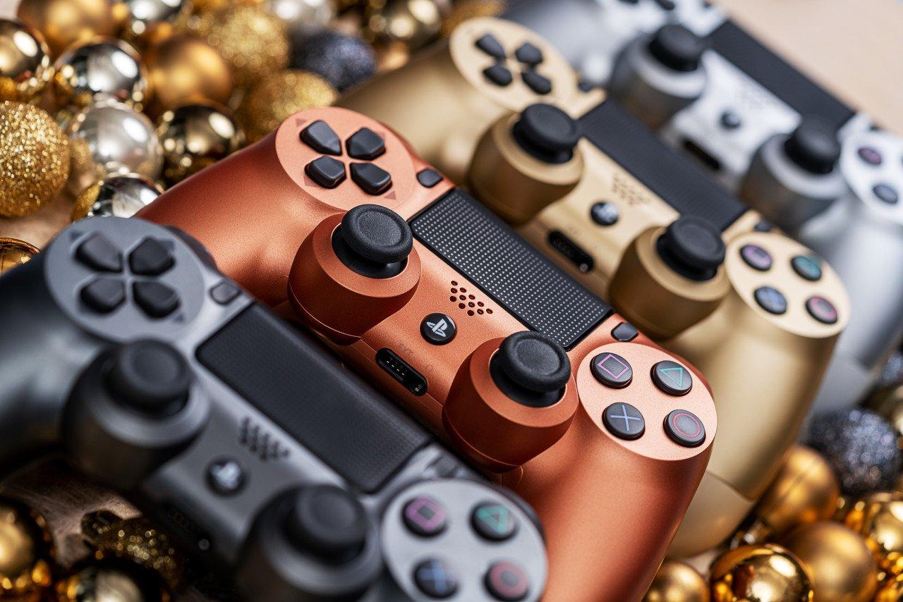 Metallic Dualshocker Controller for Playstation best Controller
