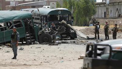 Taliban Terus Peroleh Banyak Wilayah di Afghanistan