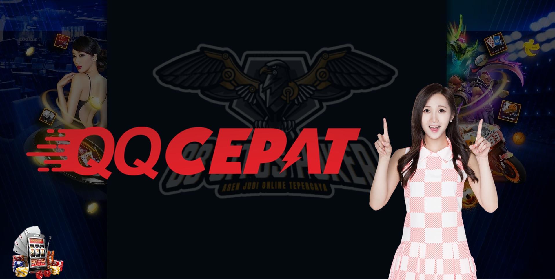 QQcepat merupakan Situs Judi Slot Online Terbaik di Indonesia