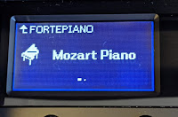 Yamaha CLP-700 digital pianos