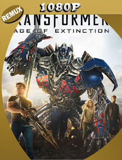 Transformers la era de la extinción (2014) REMUX [1080p] Latino [Google Drive] Panchirulo