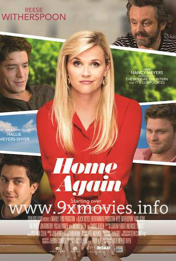 Home Again 2017 English 480p WEB-DL 300MB ESubs