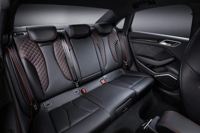 Audi RS 3 Nardo Edition: série especial chega a 280 km/h