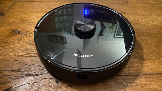 Proscenic M7 Pro Robot Vacuum Cleaner Review