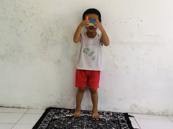 Balada Anak Ikut ke Masjid