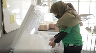 Revo Suladasha, Inisiator Yuk Tukoni  Menggandeng UMKM Kuliner Yogya